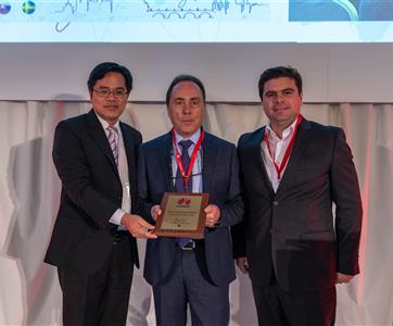 Constructel Dinamarca premiada, uma vez mais, pela Huawei