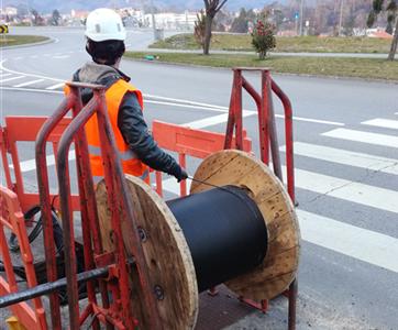 Viatel constrói rede de fibra ótica da Altice no Maciço Central da Serra da Estrela