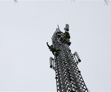 Constructel iniciou instalação da rede 5G na Dinamarca