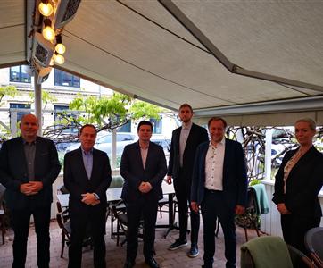 Constructel Visabeira consolida e amplia a sua ligação com a Tele-Danmark Communications