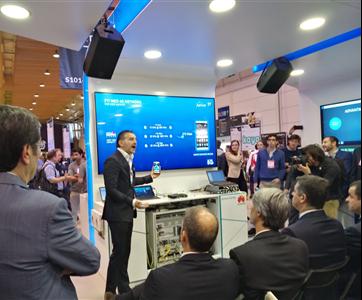 Viatel Rede Móvel pioneira do 5G em Portugal