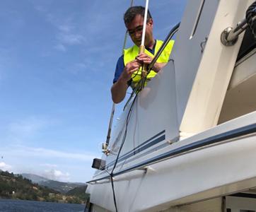 Viatel instalou serviço móvel de comunicações no rio Douro da nascente até à foz