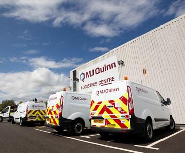 MJ QUINN conquista novo contrato de construção de redes de fibra ótica da British Telecom